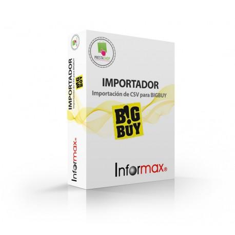 Bigbuy import