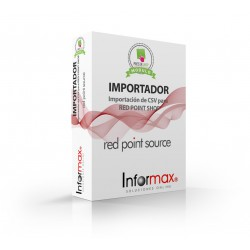 Modulo Prestashop, Importacion XML de Red Point Shop