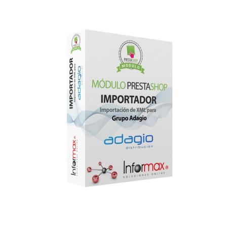 adagioimport