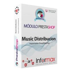 music distribucion