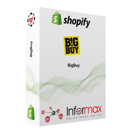 BigBuy Shopify 1 year