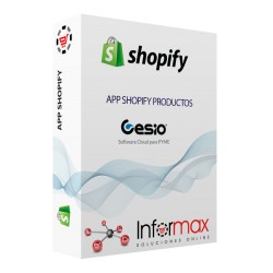 Sincroniza Gesio con Shopify