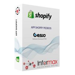 Sincroniza Gesio con Shopify